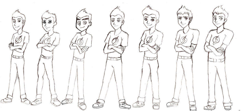 meet them all 2012 animated