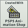 PSP5 Animation Shop by LumiResources