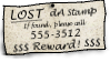 Lost Stamp by LumiResources