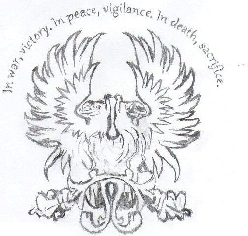 Grey Wardens Symbol By Kit1332 On Deviantart