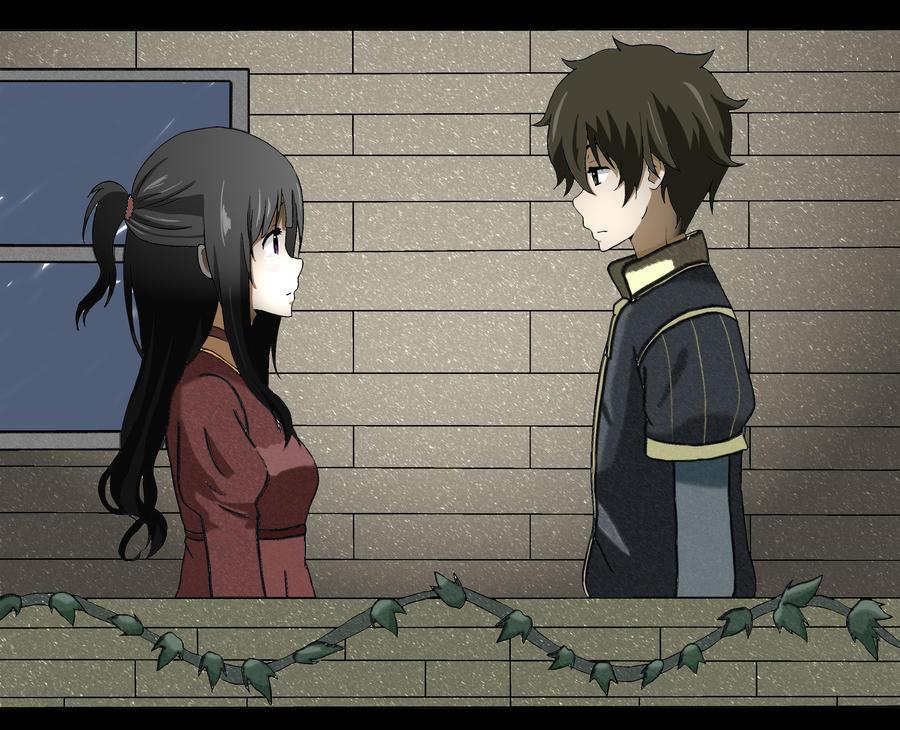 Hyouka Romeo and Juliet by KumiKoChan04