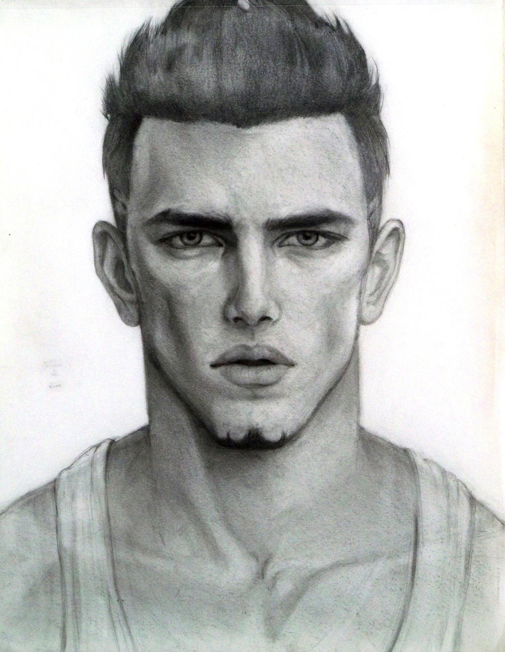 mans face drawing male face sketch by jjcu on deviantart 7823