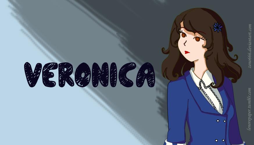 Veronica Sawyer by ZENO666