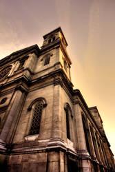 Eglise Saint Francois Xavier by Antoine-G