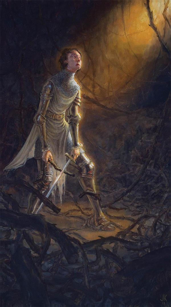 The Long Path by LaughingAstarael