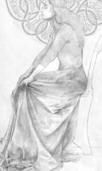 The Lady Macbeth Drawing