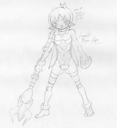 Armored Poker-Chan