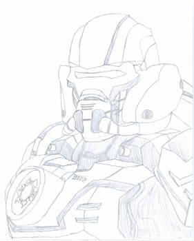 Champions Online: Steelheart (Sketch)
