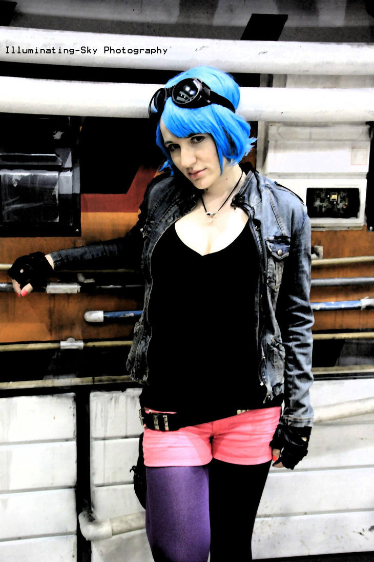 Ramona Flowers by MeahowCosplay