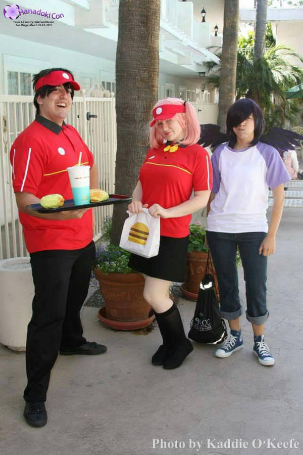 Devil is a Part Timer by MeahowCosplay