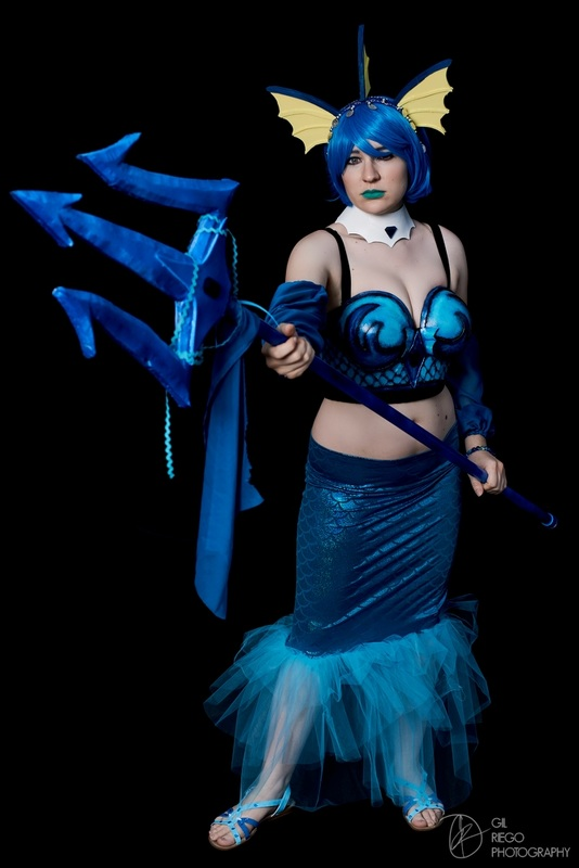 Vaporeon by MeahowCosplay