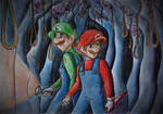 The Forest of Suicide - (Mario) The Music Box