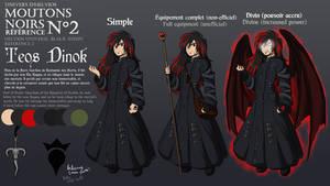 Teos Dinok - Black Sheeps design reference 2