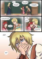 Apple Pie - Page 3 - MTMB ARC C3 Ending Comic by Elwensa