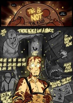 Not The End - BATIM New Soul AU Comic - Part 3