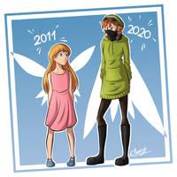 Evolution of my First OC