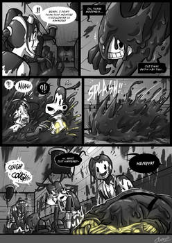 This Is the Core - 16 - BATIM New Soul AU