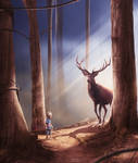 Forest encounters
