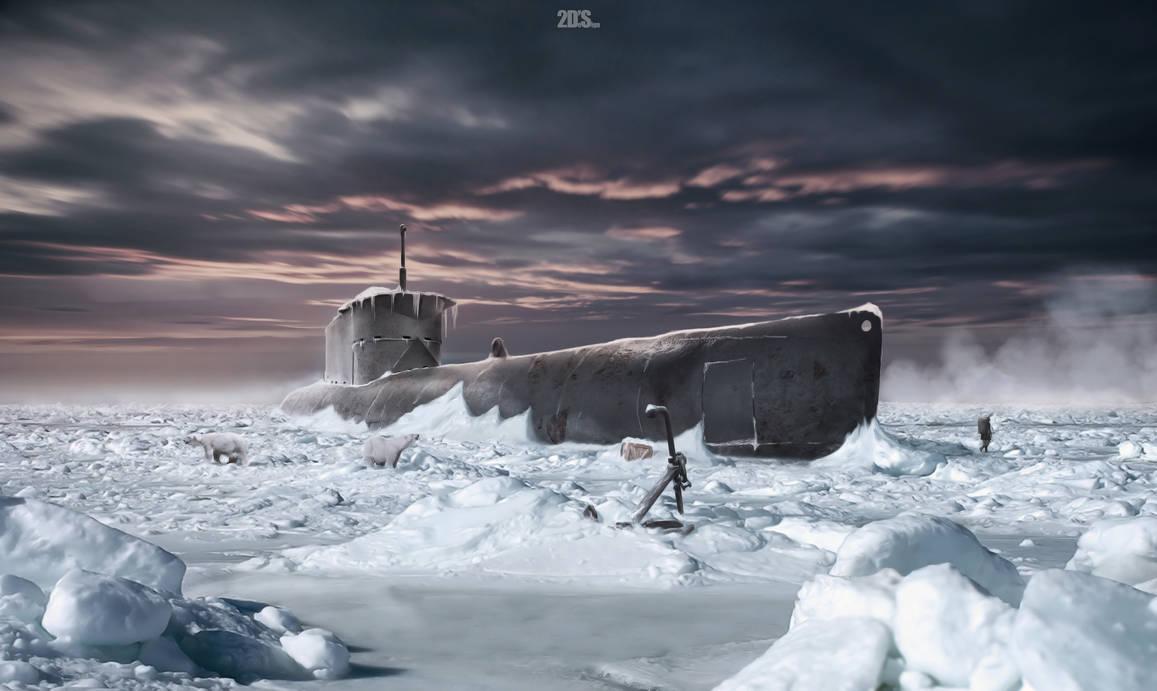 Frozen by dresew
