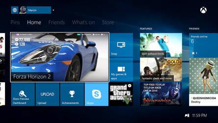 Xbox One Windows 10 Background