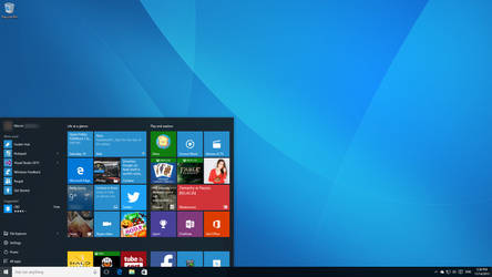 WIndows 10 PC November Update