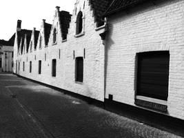 Old Houses - Bruges