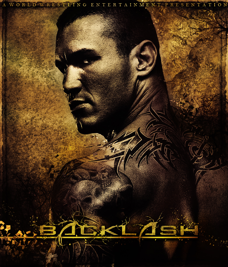 Backlash 2009 Randy Orton By Peterdigiacomo