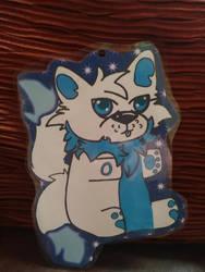Oc Gummie Bear badges by TrinityEclipse19