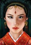 Royal beauty by Calaymo