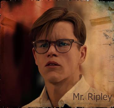 Mr Ripley by Calaymo