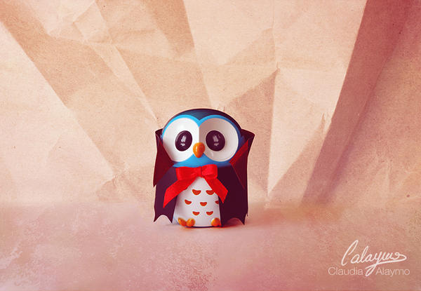 Owly Halloween by Calaymo