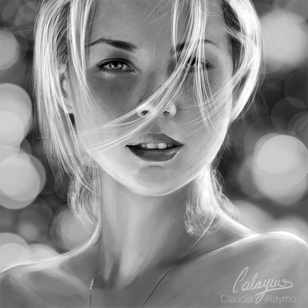 Portrait 2016_08_03 by Calaymo