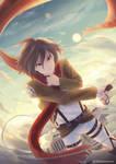 AoT - Mikasa Fan Art