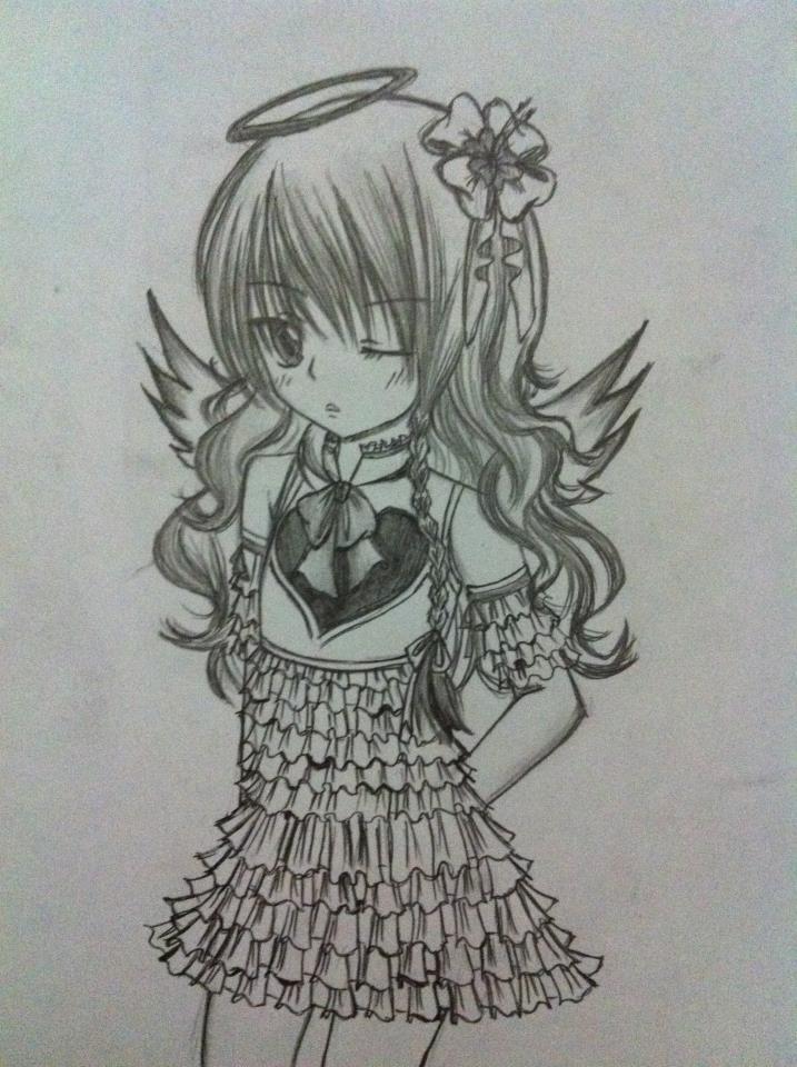 Sweet Angel by Ryuukeru