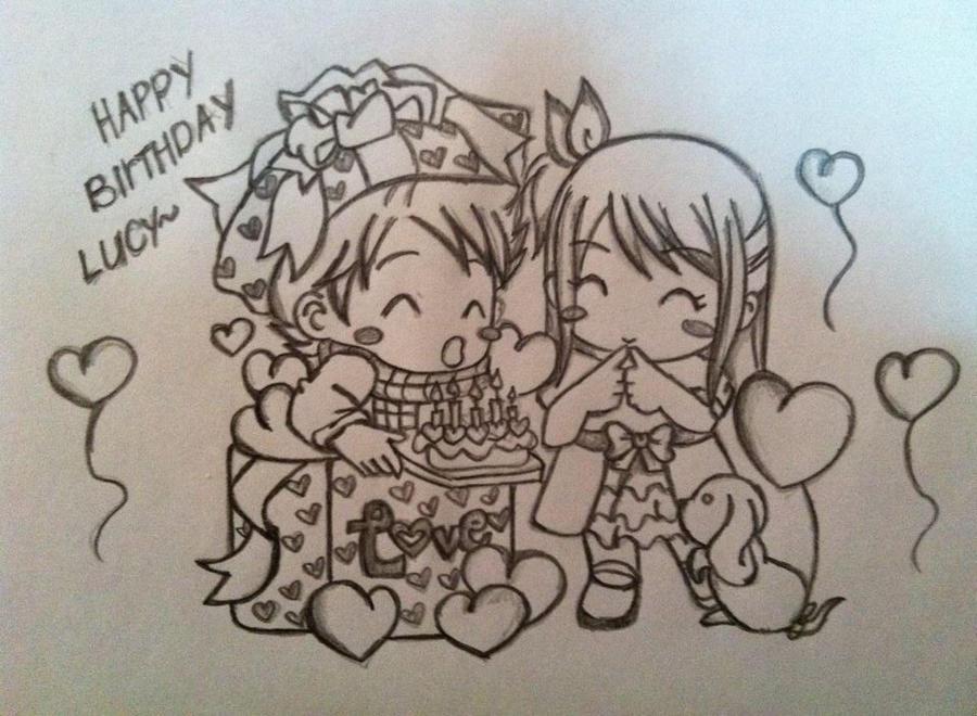 Happy Birthday By Ryuukeru