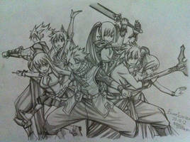 We're The Strongest! - Fairy Tail by Ryuukeru