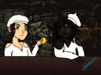 Skyrim: The Gourmet? by sares