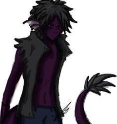 Emo Dragonboy by sares