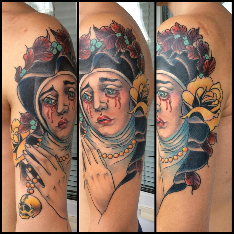Tattoo by Xenija88