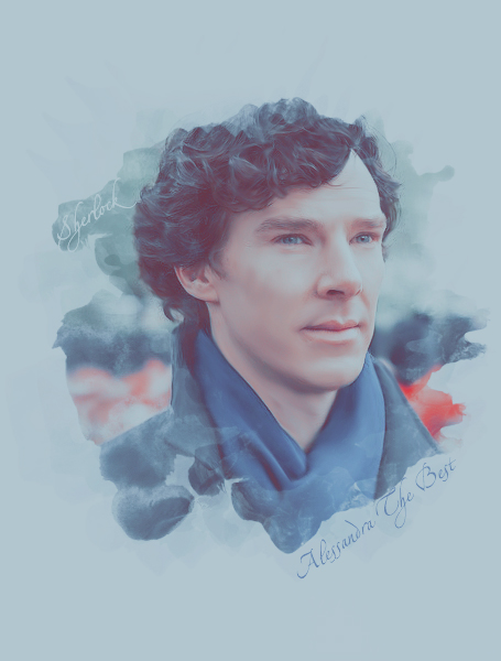 I love you, Sherlock by AlessandraTheBest