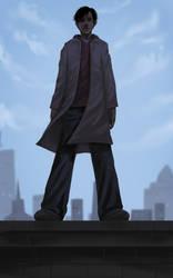 Peter Petrelli by echidnite