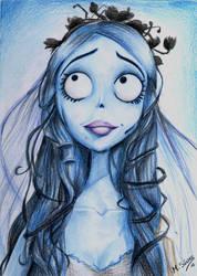 Corpse Bride by HisakiChan