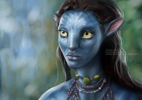 Avatar - Neytiri by HisakiChan
