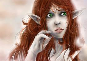Elf by HisakiChan