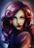 Woman - test colour by HisakiChan