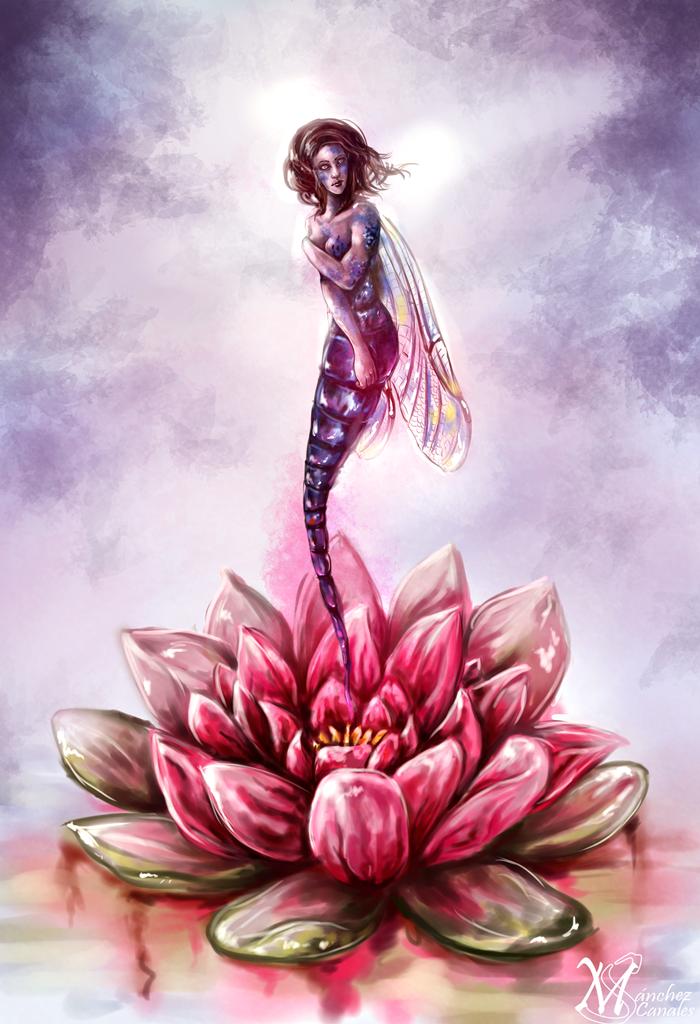 Loto Flower by HisakiChan