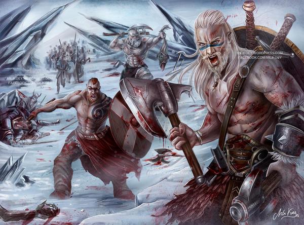 Viking by HisakiChan