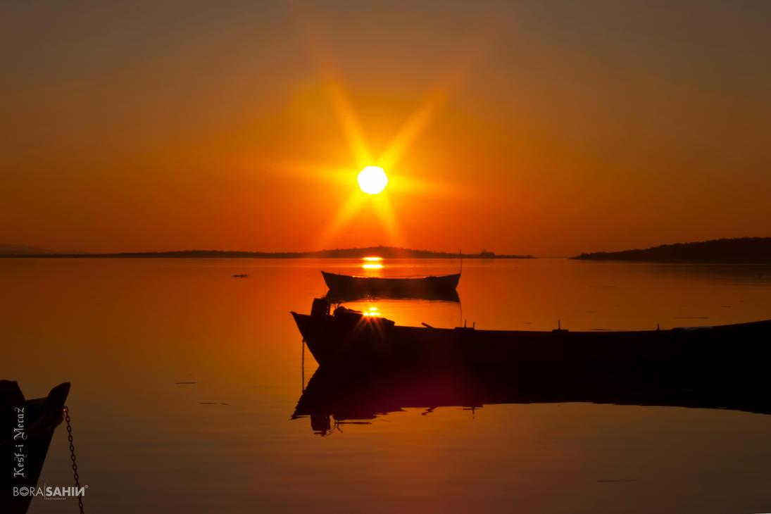 Golyazi - Sunset by stow