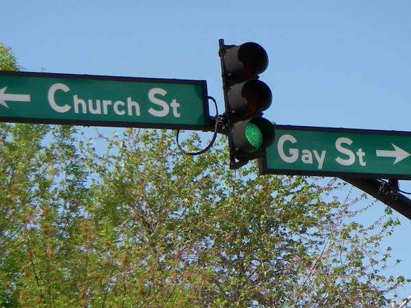 Church st vs Gay st by this-PHUNK