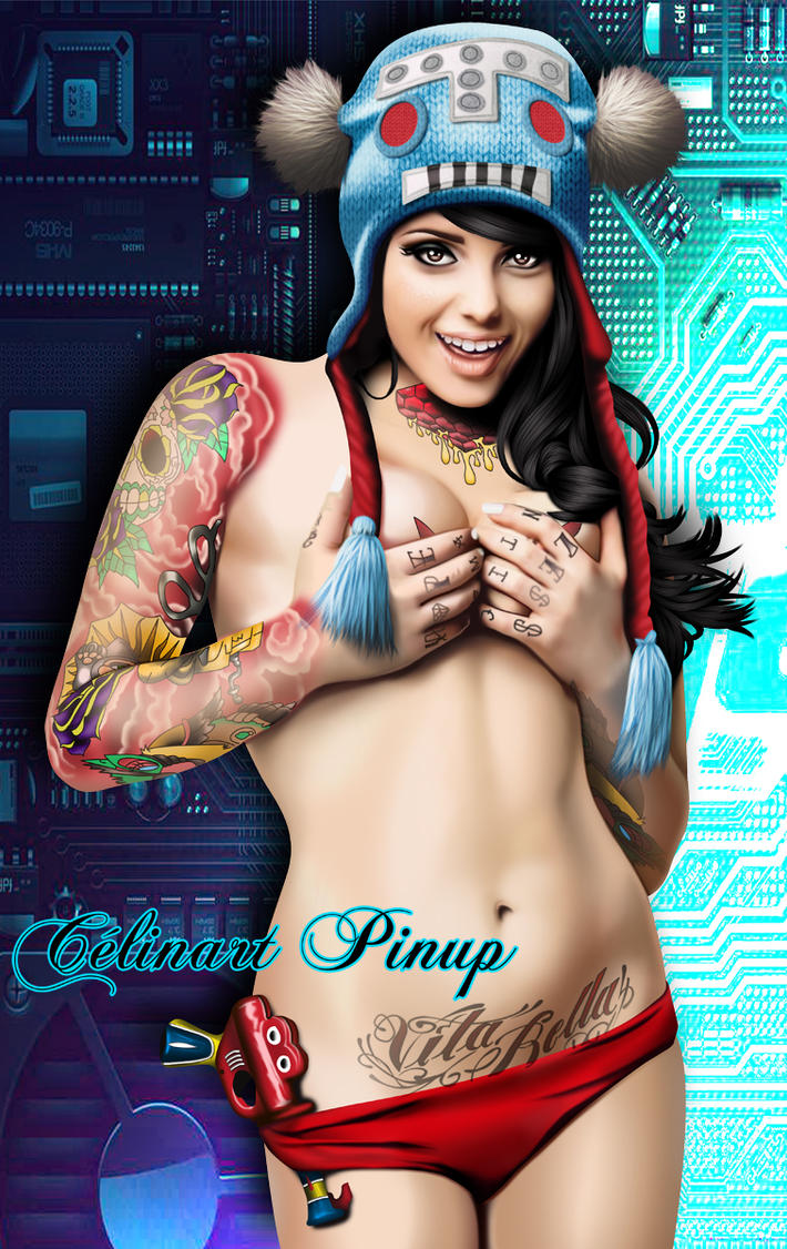 Radeo Suicide's by celinart-pinup